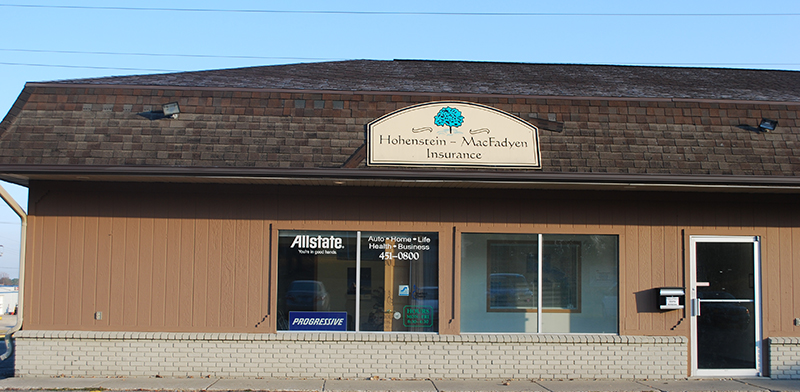 Hohenstein MacFadye Insurance Building Image