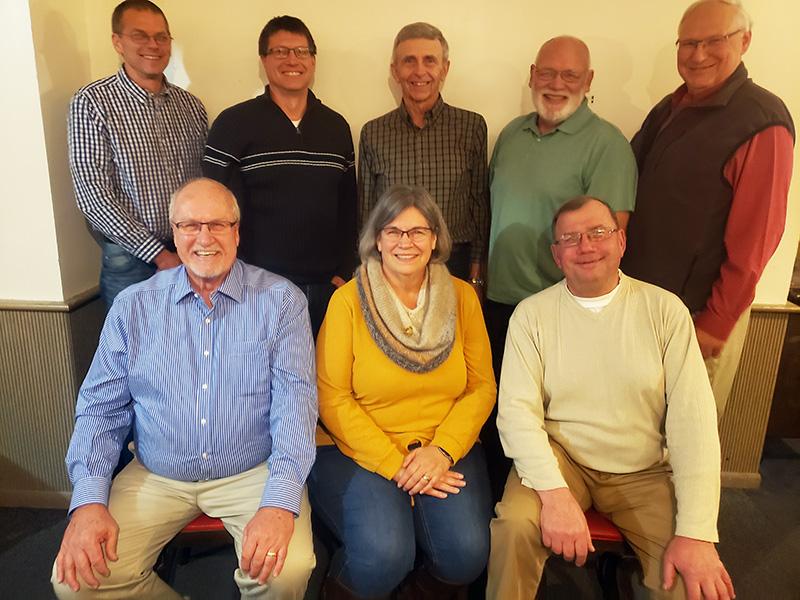 The Haycreek Mutual Board