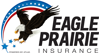 Eagle Prairie Insurance Logo Image